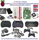 Raspberry Pi 3 Model B+ Basic/starter/advanced/premium Kit Hdmi/game