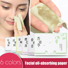 100Pcs/Pack Facial Absorbent Paper Farewell Oil Black Head Control Face Beauty