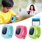 Q50 GPS Monitor Tracking Device SIM Smart Children Watch Safety Tracker Kids
