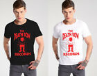QUANTITY Design 1Death Row T-Shirt STYLE LIMITID Unisex Casual Street Wear