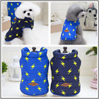 New Warm Hoodie Sweater Coat Winter Pet Dog Cat Clothes Apparel Puppy Costume
