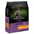 Purina Pro Plan Sport Grain-Free Performance 30/20 Chicken & Egg Formula Dry Dog