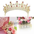 Weeding Dress Crown Crystal Wedding Tiara Bridal Rhinestone Hair Accessory