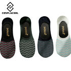 New Summer Colorful Wave Men's Socks Shallow Mouth Contact N