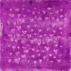 love and marriage, fame, large purple rectangle abstract monochrome, modern
