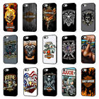 HARLEY DAVIDSON MOTORBIKE MOTORCYCLE PHONE CASE COVER for iPHONE 4 5 6 7 8 X €5.50 EUR on eBay