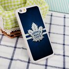 NHL Team Symbol Toronto Maple Leafs Rubber Case Cover For iPhone 6/6s 7 8 X Plus $7.21 USD on eBay