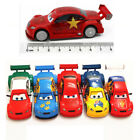Внешний вид - Cars 2 Toys Lightning McQueen Country Racers Metal Toy Car 1:55 Loose Vehicles