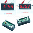 DC 0-10A/0-50A/0-100A 0.56 4bit LED Panel Meter Digital Ammeter Red