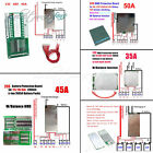 3S 12V 100A Lithium 18650 Battery Cell BMS PCB Protection Board w/ Balance