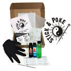 Tattoo Hand Poking Kits - Stick and Poke Tattoo Kits. Kit 1 (Single)