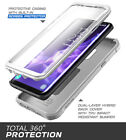 SUPCASE For Samsung Galaxy S9 Plus Rugged Case [UB Pro] Shockproof Holster Cover