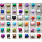 SEQUINS CORD STRING 6MM ROUND SEW ON TRIM DRESS MAKING CRAFTS VARIOUS COLOURS