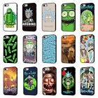 Rick And Morty Funny Cartoon Pickle (2) Phone Case Cover For Iphone 4 5 6 7 8 X