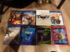 Mix Blu-ray Lot, You Choose New & Used Disney Steelbooks Marvel DC Boxed Sets