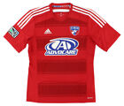 Adidas Mens FC Dallas Replica Jersey Red