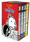 Diary of a Wimpy Kid 1-8 box set  by Jeff Kinney (2014, Quantity pack, Revised)