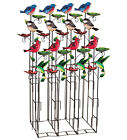 BIRD FEEDER STAKE - 4 STYLES TO PICK FROM - ONE PER ORDER - REGAL ART & GIFT -GC