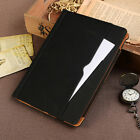 360° Full Body Protective Soft Leather Kickstand Case Cover 2018 Newest iPad 6th