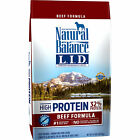 Natural Balance L.I.D. Limited Ingredient Diets High Protein Beef Dog Food