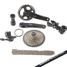 SHIMANO XT M8000 1x11 Speed MTB Groupset 11-40T/42T/46T 170MM/175MM