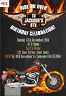 Personalised HARLEY DAVIDSON BIKE Birthday Party Invites Invitations ~ HD1 $22.0 AUD on eBay