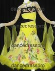 #2889 Ready-made Ballroom Modern Waltz Tango Dance Dress