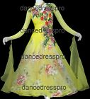 #2907 Ready-made Ballroom Modern Waltz Tango Dance Dress