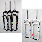 """Suspension Forks Alloy For 4.0""""Tire Snow Mountain Bike 26 Fork Fat Bicycle Solid"""