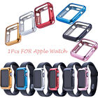 Soft TPU Full Protector Shell Case Cover For Apple Watch Series 3 2 1 38/42mm