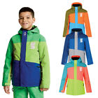 Dare2b Extempore Kids Waterproof Breathable Ared 15000 Jacket