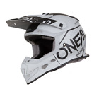 2019 ALL NEW ONeal 5 Series HEXX  GREY ADULT Motocross Helmet FREE SHIP