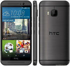 "5"" New Original HTC One M9 - 32GB Silver / Gray (Unlocked) Android Smartphone A"