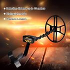 Waterproof Metal Detector Gold Digger Hunter for Gold Coins Relics ATX580