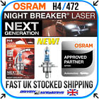 OSRAM NIGHT BREAKER UNLIMITED / LASER ALL BULBS AVAILABLE HERE WHOLESALE PRICE