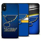 For iPhone Samsung Galaxy NHL St. Louis Blues Ice Hockey Silicone Case Cover $8.45 USD on eBay