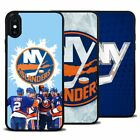 For iPhone Samsung Galaxy NHL New York Islanders Ice Hockey Silicone Case Cover $8.99 USD on eBay