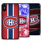 For iPhone Samsung Galaxy NHL Montreal Canadiens Hockey Team Silicone Case Cover $8.99 USD on eBay