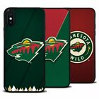 For iPhone Samsung Galaxy NHL Minnesota Wild Ice Hockey Team Silicone Case Cover $8.09 USD on eBay