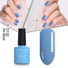 UV LED Gel Nail Polish Soak off Varnish Base Top Colour Coat 8ml <br/> BUY 4 GET 2 FREE + Well Pack + Fast Local Shipping