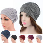 Women Indian Caps Girls Baggy Soft Cotton Slouchy Stretch Be