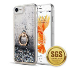 Iphone 8   7   6 Plus Sparkle Bling Waterfall Liquid Case