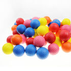 Crestgolf 12 pcs/pack Golf Foam Sponge Practice Indoor & Outdoor Balls