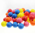 Crestgolf 24pcs/pack Golf Foam Sponge Practice Indoor & Outdoor Training Balls