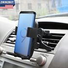 Air Vent Car Phone Holder Cradle Mount Stand For Samsung Galaxy S9 8 Plus Note 8