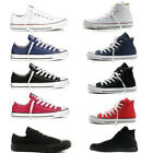 black chucks low tops - New ALL STARs Men's Chuck Taylor Ox Low High Top shoes casual Canvas Sneakers A