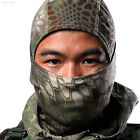 3BD7 Sports Tactical CS Protective Mask Cover Breathable Windproof Camouflage