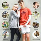 CA 10 Pairs Cooling Arm Sleeves Cover UV Sun Protection Outdoor Sports COOL
