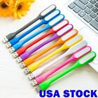 Flexible USB LED Light for Laptop Notebook Computer Keyboard US Stock