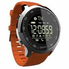 Mens Bluetooth Smart Watch Sport Pedometer Waterproof Call Reminder Digital Smar